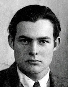 Hemingway Passport photo 1923