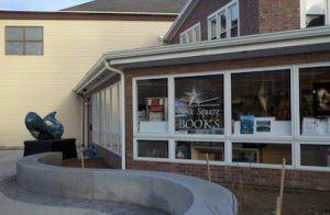 Bank Square Books, Mystic CT