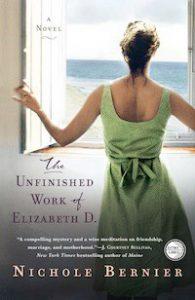 Unfinished Work of Elizabeth D Cover