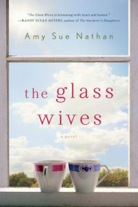 Amy Sue Nathan: Closing My Eyes Opened Me Up To Writing Again