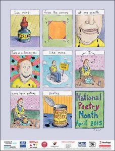 Eating-Poetry-Poster-Roz-Chast