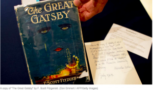 8 Great Writing Tips from F. Scott Fitzgerald