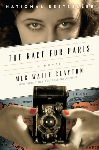 The Race for Paris Paperback cover