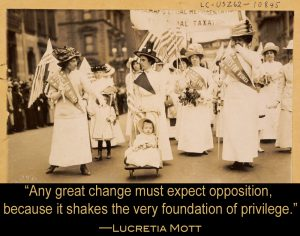 Suffrage Week Continued!