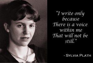 Writing Wisdom from Sylvia Plath