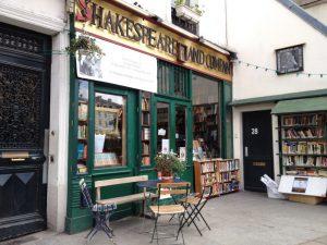 A Little Paris Bookstore