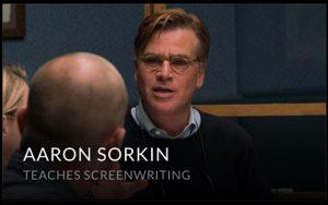Aaron Sorkin-Master-Class