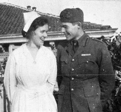 Hemingway with Agnes