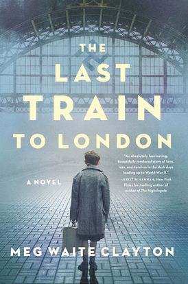 The Last Train to London Canadian Cover