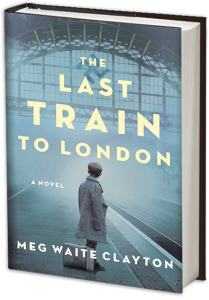 Last Train to London U.S. Cover
