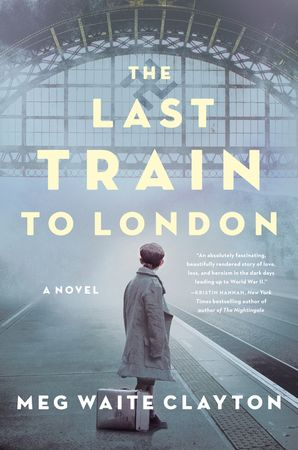 Last Train to London US Cover
