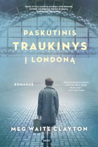 The Last Train to London - Lithuanian edition